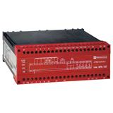 SE Модуль безопасности, автоматическое перерегулирование ~230В
