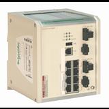 SE Коммутатор ConneXium (Managed) 8TX, усовершенствованный