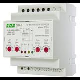 Ограничитель мощности ОМ-1 1ф,,диапазон 3- 30 кВт, DIN 50-260В АС