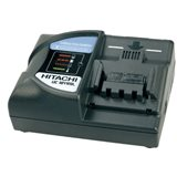 Зарядное устройство (для слайдерных АКБ, Li-Ion, 14.4-18В, вентилятор)