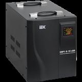 Стабилизатор напряжения СНР1-0- 10 кВА  электронный переносной ИЭК
