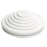Сальник d=25мм (Dотв.бокса 32мм) белый YSA40-25-32-68-K01