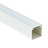 Кабель-канал PROxima 25х25 белый kk-25-25 EKF