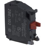 Блок-контакт с клемм. зажим. под винт 1НЗ ZBE102