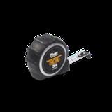 Рулетка стальная РС-02-3х16 16мм 3м с нейлоновым покрытием 78647 КВТ
