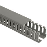 Кабель-канал перфорированный 40х40 перф 4х6  'ИМПАКТ' - М CKM50-040-040-1-K03