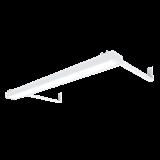 Светодиодный светильник LED VARTON для школьных досок 18Вт 1700лм/3950К без расс-ля и кронштейнов (1195x100x50). 80px x 80px