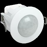 Датчик движения точечный ДД 201 белый, 1200Вт, 360 гр.,6М,IP20,IEK