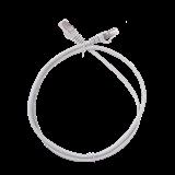 ITK Коммутационный шнур патч-корд RJ45-RJ45 , кат.5Е FTP, 3м, серый PC01-C5EF-3M IEK