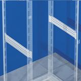 Рейки боковые, широкая, для шкафов CQE глубиной 400мм, 1уп.-4шт. R5PDL400 ДКС