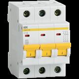 Выключатель ВА47-29 3п 32А х-ка C 4,5кА MVA20-3-032-C IEK