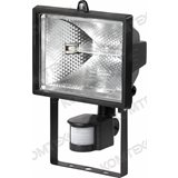 Прожектор FORNAX S 150W IP 44 черный 078 00 02 с датч.движ. Comtech. 80px x 80px