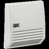Фильтр c защитным кожухом 125x125мм для вент-ра 55м3/час IEK YCE-EF-055-55