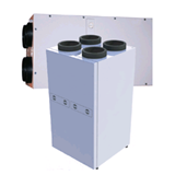 Рекуператор вентиляции NIBE GV-HR 110-400 верт., без э/нагревателя