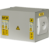 Ящик с понижающим трансформатором ЯТП-0,25 380/12-3 36 УХЛ4 IP31