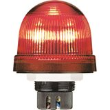 KSB Сигнальная лампа-маячок KSB-306R красная мигающая со светодиодам и 24В AC/DC 1SFA616080R3061 ABB