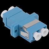 ITK Проходной адаптер LC-LC, (SM/MM), UPC, (Quadro)