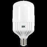 Лампа LED E40 50Вт 4500K 220В мат.