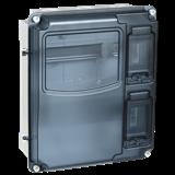 Корпус навесной ЩУРн-П 3/6 PC 6мод. IP55 пластик MSP3-N-06-55 IEK