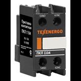Приставка контактная ПКЛ-1104 10А 660В. 80px x 80px