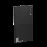 Аккумулятор внешний Power Bank PB-10000-bk 10000мАч, 2 USB-порта