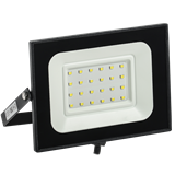 Прожектор СДО 06-30 светодиодный черный IP65 6500 K IEK