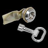 Замок-защелка с трехгранным ключом IP54 (22-25/44)  YZK21-00