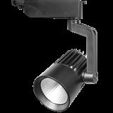 Светильник трековый LED PTR 01 30Вт 4000K 1-фаз. черный