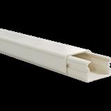 Кабель-канал 20х12,5x2000мм белый