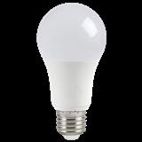Лампа LED E27 15Вт 6500K 1350Lm 220В A60 мат. ECO LLE-A60-15-230-65-E27 IEK
