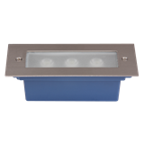 Светильник PWS/R S170070 3W 4000K 30° Сhrome IP65 встраиваемый .5006584A JAZZWAY