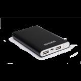 Внешний аккумулятор Power Bank PB-90M-bk (черн.) 9000мАч ФAZA (для моб,планшетов,MP3/MP4 и др)