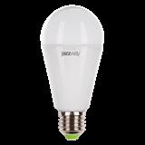 Лампа LED E27 20Вт 5000K 1950Lm 230В A65 мат. SP .5009462 JAZZWAY
