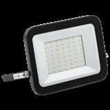Прожектор LED СДО 06-50 50Вт 4000K IP65 черный