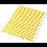 Листы с этикетками для нанесения надписей матричным принтером BMKD 15X 9 YE 5031689 PHOENIX CONTACT