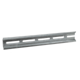 DIN-рейка L=200мм оцинкованная ИЭК YDN10-0020