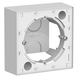 Коробка для наружного монтажа, Atlasdesign Белый  ATN000100