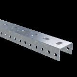 П-образный профиль PSL, L3000, толщ.1,5 мм BPL2930 ДКС