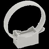 Хомутный держатель со стяжкой серый CFF1 16-32 мм CTA10MP-CFF132-K41-100 IEK