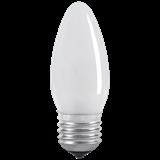Лампа C35 свеча матов. 60Вт E27 LN-C35-60-E27-FR IEK