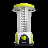Фонарь Кемпинг LED   AccuF5-L84  зеленый аккумуляторный ФАZА