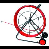 DKC Устройство закладки кабеля на вращ. барабане,стеклопруток д.11мм, длина 250 м 59103 ДКС