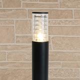 Светильник уличный TECHNO 1507, Е27, черный  IP54