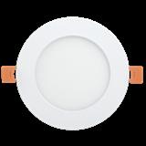 Светильник LED ДВО 1605 круг 12Вт 4000K IP20 белая LDVO0-1605-1-12-K02 IEK
