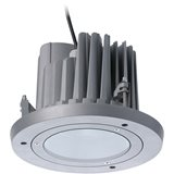 СТ MATRIX/R LED 26 silver 5000K 1424000020 Световые Технологии