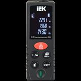 Дальномер лазерный DM40 PROFESSIONAL 40м IP54 чёрный IEK