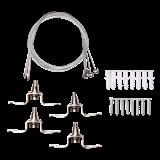 Комплект  для подвеса   A02 для PPL-600  4шт х 1.0m