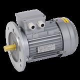 Электродвигатель АИР 71B4 380В 0,75кВт 1500об/мин 3081 (фланец) DRIVE IEK