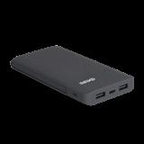 Аккумулятор внешний Power Bank PB-120 12000мАч, 2xUSB-порта, MicroUSB ФAZA