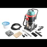 Пылесос  Flex PIL50A  для сух/вл уборки 1400Вт 50л + розетка для электроинструмента